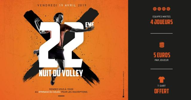 Nuit du volley